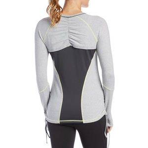Lucy | Tech Dashing Stripes Top Athletic Workout